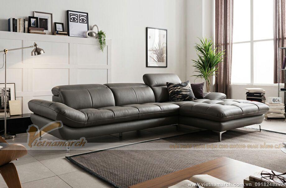 Cách chọn ghế sofa phù hợp với kiểu gia đình - 05