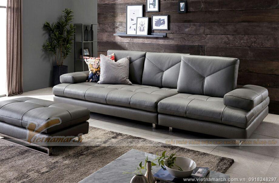 Cách chọn ghế sofa phù hợp với kiểu gia đình - 04