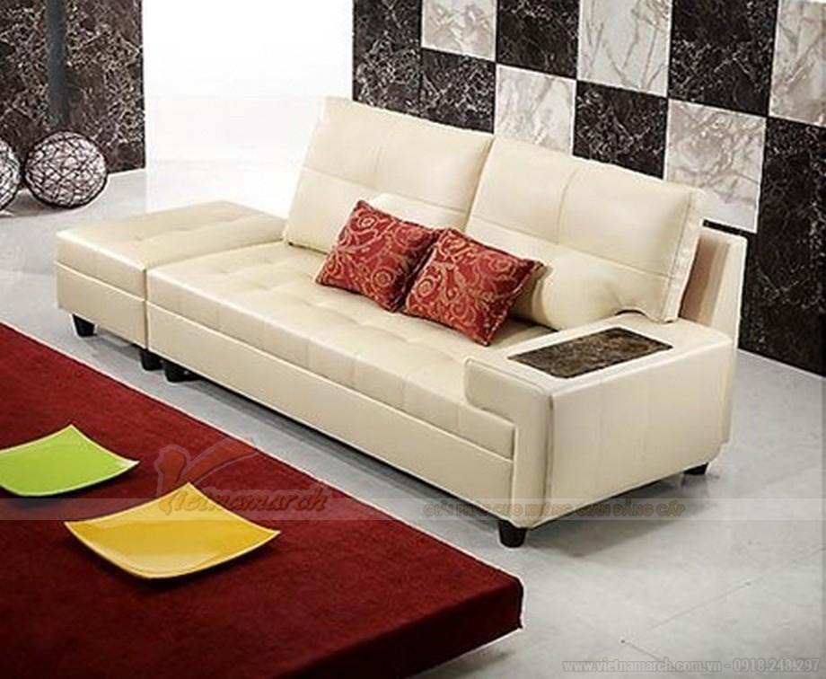 Cách lựa chọn ghế sofa phòng khách chung cư diện tích 15 - 20m2 - 03