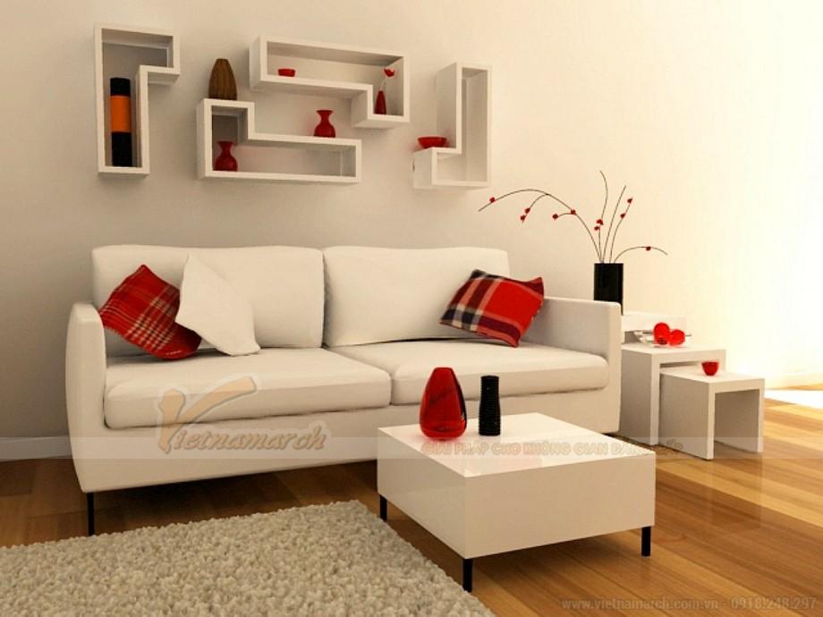 Cách lựa chọn ghế sofa phòng khách chung cư diện tích 15 - 20m2 - 07