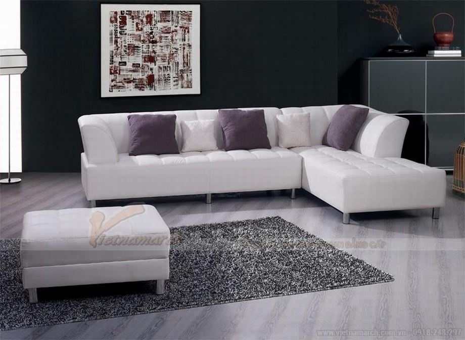 Tư vấn chọn ghế sofa phòng khách cho các kiểu chung cư khác nhau - 03