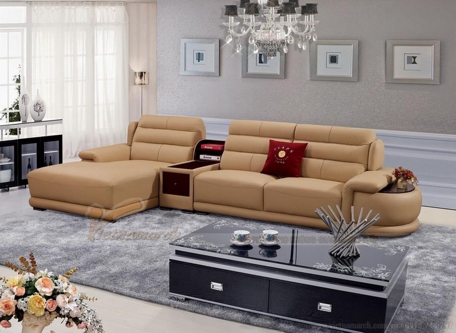 Tư vấn chọn ghế sofa phòng khách cho các kiểu chung cư khác nhau - 07