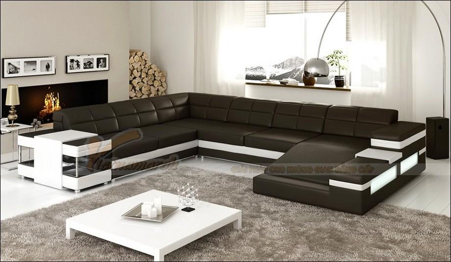 Bí quyết chọn kiểu dáng ghế sofa phù hợp không gian phòng khách - 01