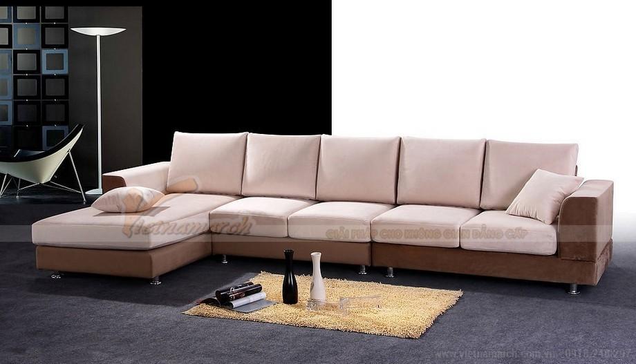 Bí quyết chọn kiểu dáng ghế sofa phù hợp không gian phòng khách - 02