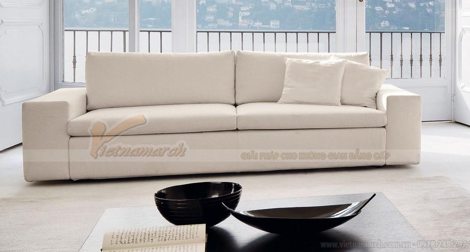 Bí quyết chọn kiểu dáng ghế sofa phù hợp không gian phòng khách - 03
