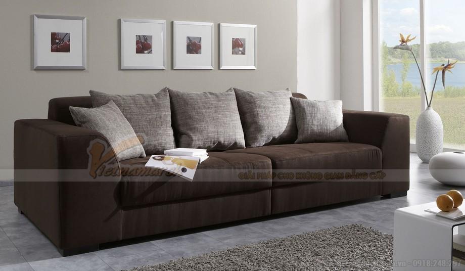 Bí quyết chọn kiểu dáng ghế sofa phù hợp không gian phòng khách - 04
