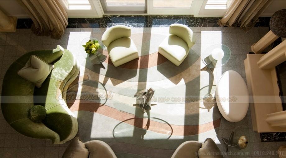 Bí quyết chọn kiểu dáng ghế sofa phù hợp không gian phòng khách - 06
