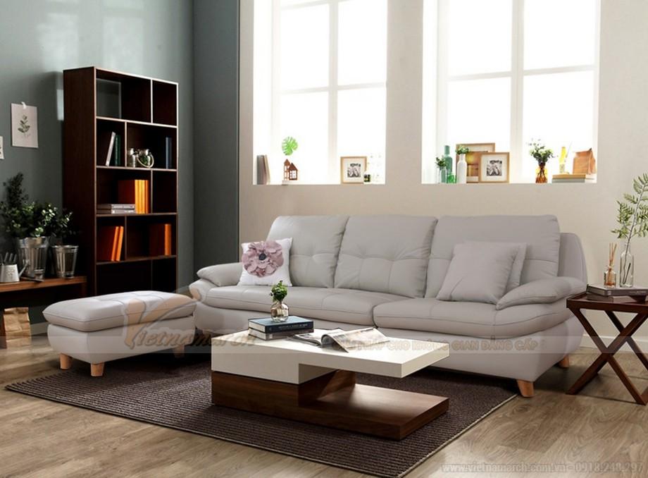 Ghế sofa Hàn Quốc là sự lựa chọn hàng đầu của các cặp vợ chồng trẻ - 01