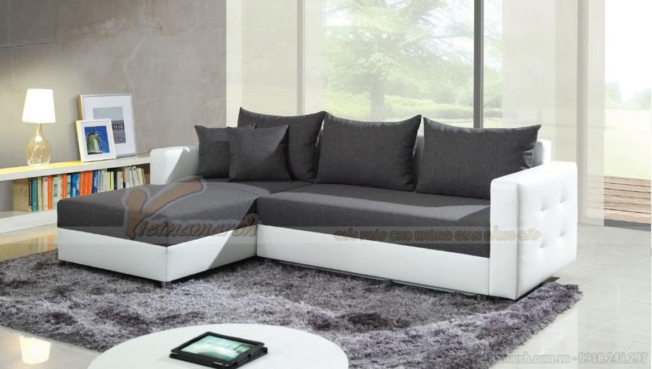 Ghế sofa Hàn Quốc là sự lựa chọn hàng đầu của các cặp vợ chồng trẻ - 07