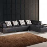 Ghế sofa da màu đen và ý nghĩa phong thuỷ hết sức độc đáo, thú vị
