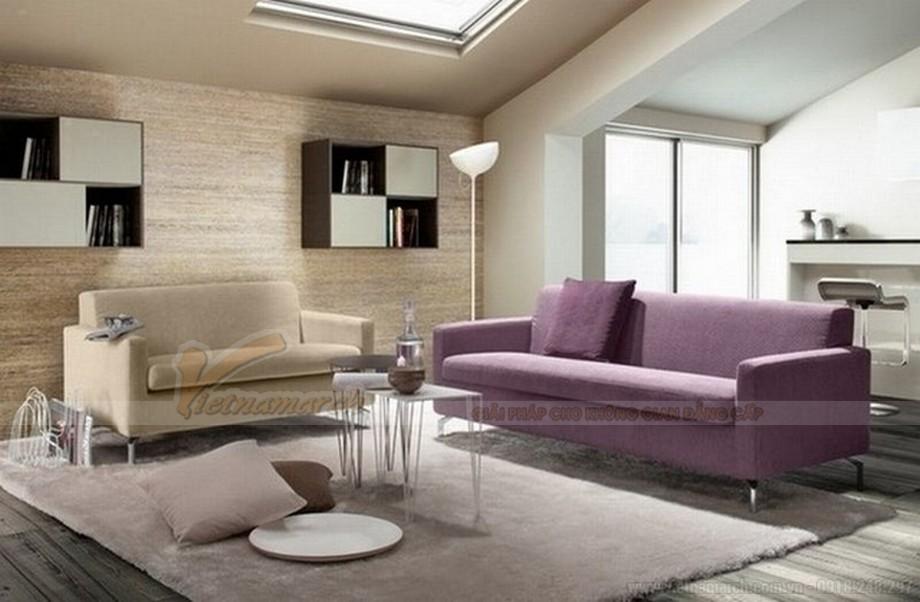 Những lưu ý khi mua ghế sofa phòng khách - 07