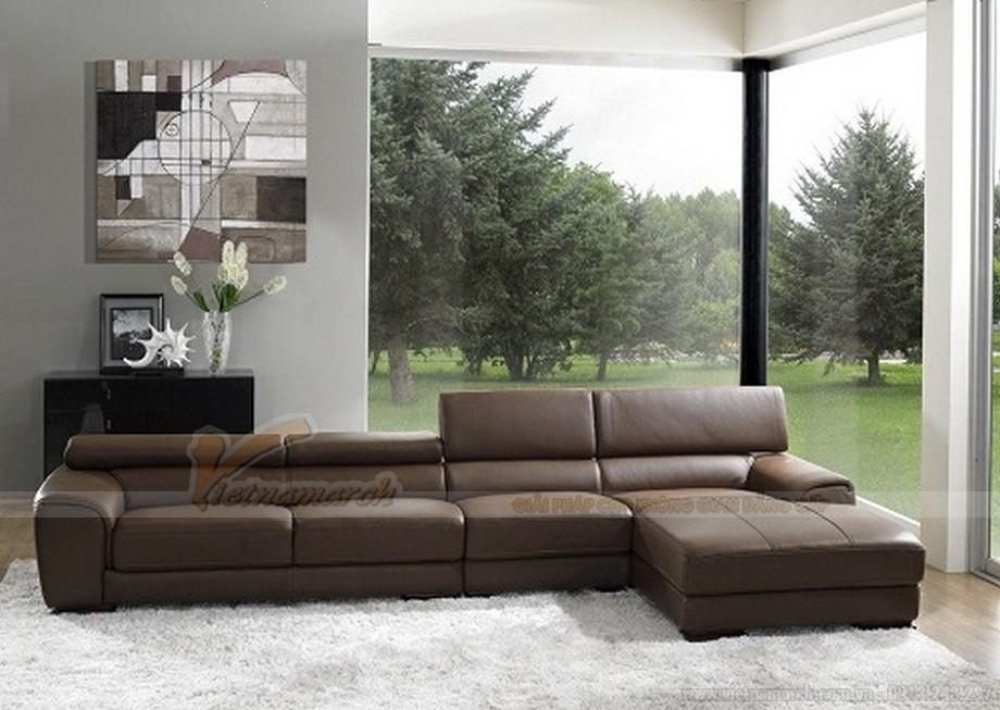Màu sắc ghế sofa ẩn chứa những thông điệp cuộc sống – 01