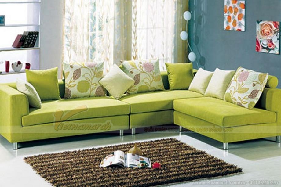 Màu sắc ghế sofa ẩn chứa những thông điệp cuộc sống – 04