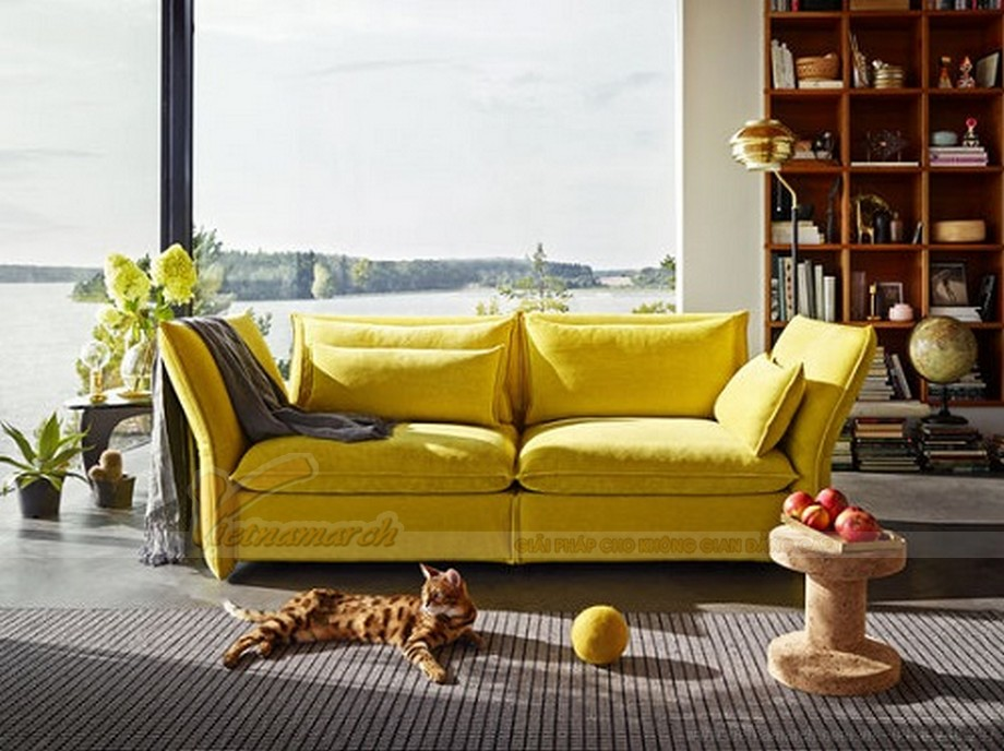 Màu sắc ghế sofa ẩn chứa những thông điệp cuộc sống – 08