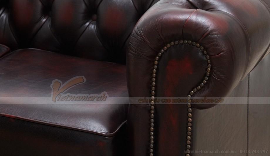Bộ hai mẫu ghế sofa văng khung gỗ Xoan đào đẹp lung linh - 04