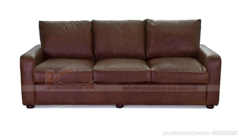 Bộ hai mẫu ghế sofa văng khung gỗ Xoan đào đẹp lung linh - 05