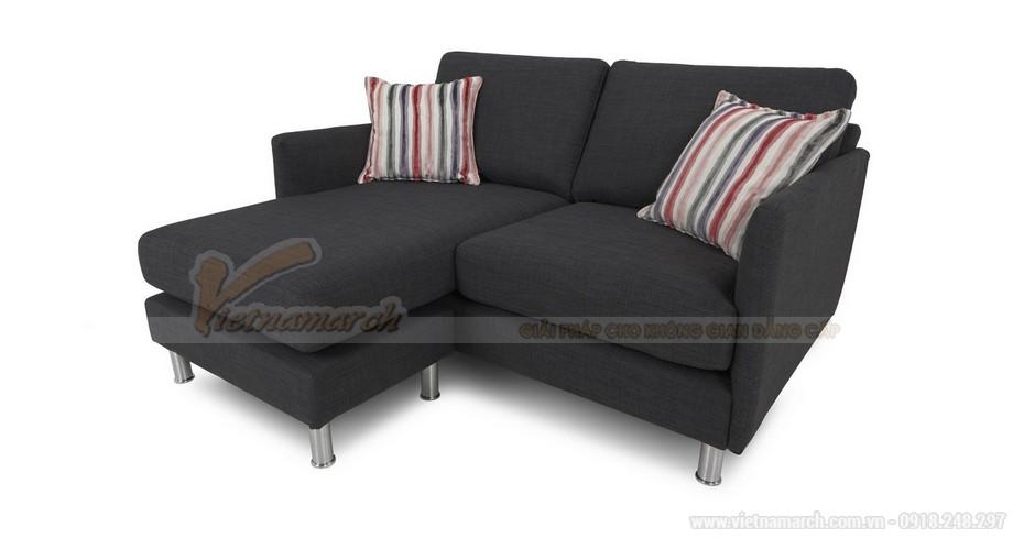 Chiêm ngưỡng hai mẫu ghế sofa vải nỉ đẹp rạng rỡ - 03