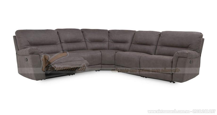 Chiêm ngưỡng mẫu ghế sofa góc bọc vải cao cấp 2016 - 05