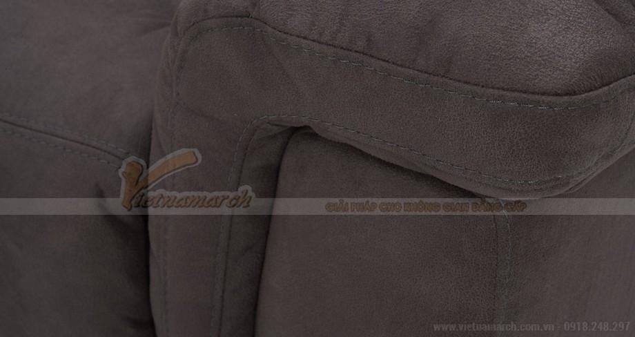 Chiêm ngưỡng mẫu ghế sofa góc bọc vải cao cấp 2016 - 07