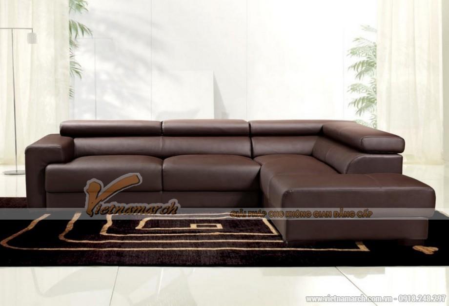 Bật mí những lý do ghế sofa da được nhiều người yêu thích