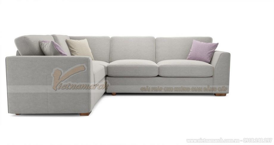 Hai mẫu ghế sofa vải lụa mềm mại cho không gian phòng khách - 05