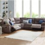 Các mẫu ghế sofa góc bọc vải cao cấp phòng khách phổ biến hiện nay