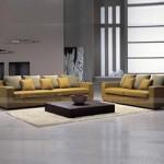 Cách kết hợp ghế sofa phòng khách với bàn trà hợp lý cho chung cư nhỏ