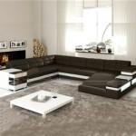 Các kiểu dáng ghế sofa đẹp mắt, hài hòa không gian phòng khách