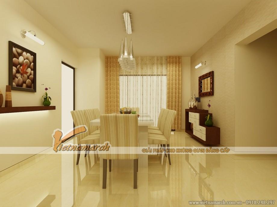 Đẹp mắt và hiện đại với nội thất phòng ăn