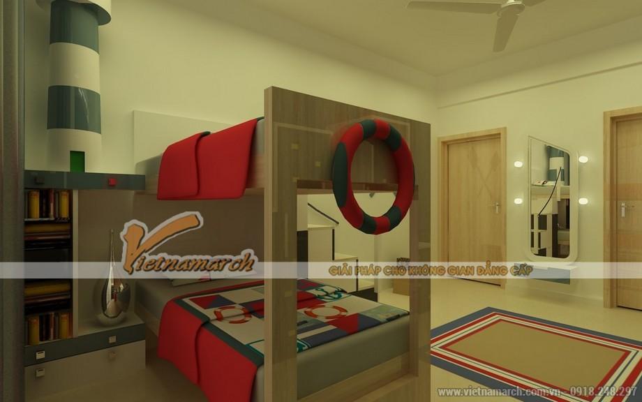 Thiết kế đẹp mắt với những nội thất hiện đại và sáng tạo cho phòng ngủ