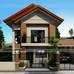 Mẫu biệt thự phố 2 tầng đẹp long lanh nhà anh Hưởng – Vĩnh Phúc