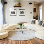 """Phương án thiết kế nội thất tối ưu giúp căn hộ chung cư """" không góc chết"""" tại Hà Nội"""