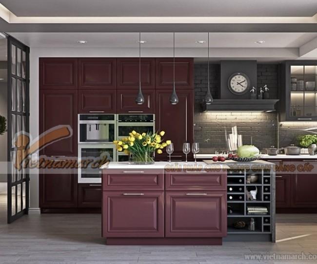 Thiết kế nội thất căn hộ Tân Hoàng Minh diện tích 200m2 sang trọng đẳng cấp