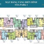 Tư vấn thiết kế cải tạo căn hộ chung cư Times City tòa Park 1