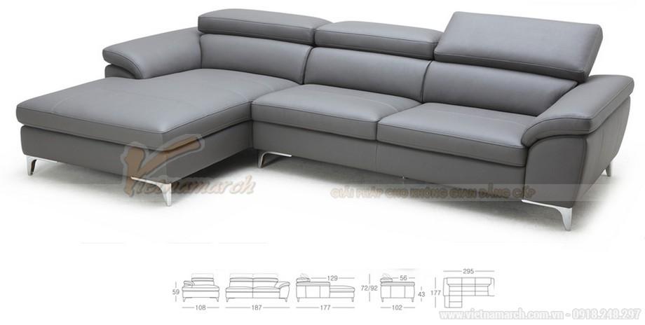 Tổng hợp những mẫu ghế sofa chất liệu da bò đẹp nhất 2016 - 09