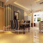 Những mẫu trần thạch cao tuyệt vời cho phòng ăn nhà bạn