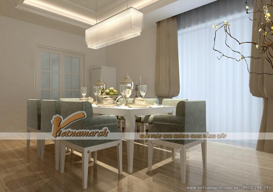 mẫu trần thạch cao tuyệt vời cho phòng ăn nhà bạn