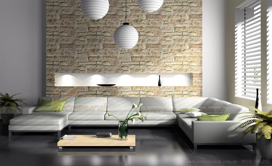 Mẫu ghế sofa đẹp cho phòng khách hiện đại- 07