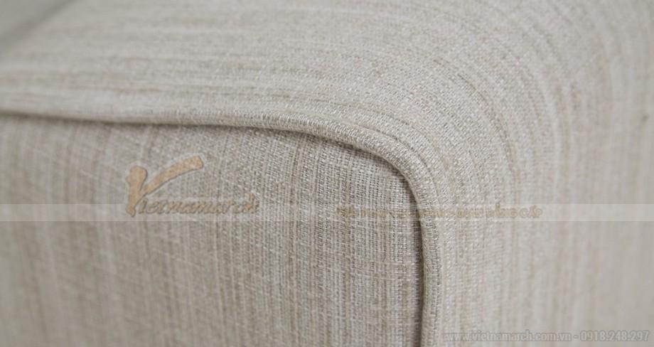 Mẫu ghế sofa góc cho không gian phòng khách - 09