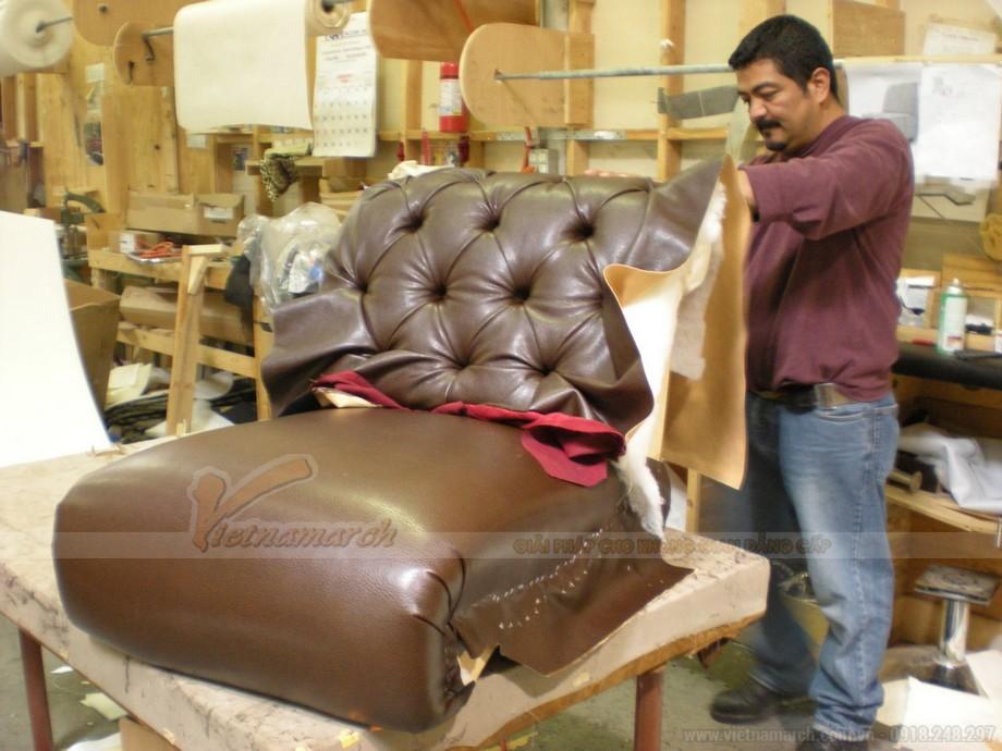 Bọc ghế sofa tại nhà với 4 bước cực kì đơn giản - 04
