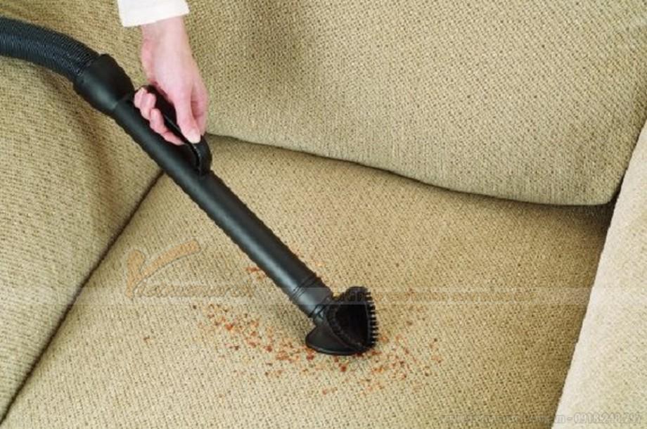 Các cách làm sạch ghế sofa da và sofa vải nỉ nhanh chóng, hiệu quả - 06