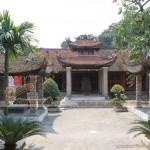 Tìm hiểu kiến trúc ngôi đình cổ nhất Việt Nam