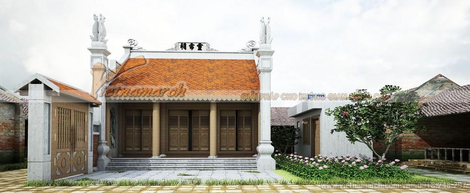 Phương án thiết kế chi tiết nhà thờ.