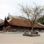 Tìm hiểu kiến trúc đình làng cổ của người dân Bắc Bộ Việt Nam