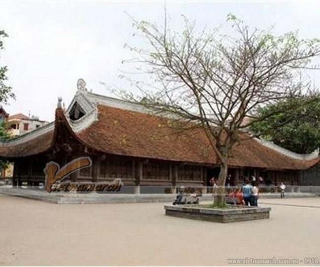 Tìm hiểu kiến trúc đình làng cổ của người dân Bắc Bộ tại Việt Nam