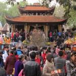 Khám phá kiến trúc ngôi đền linh thiêng dành cho dân buôn bán – đền Bà Chúa Kho