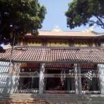 Thi công xây dựng chùa Sùng Ngọc tại Hải Dương ( P2) – chùa bê tông giả gỗ