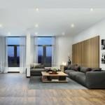 Thiết kế nội thất chung cư Park Hill Times City tòa Park 10 căn hộ 140m2