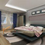 Các mẫu trần thạch cao phòng ngủ đẹp phù hợp với từng độ tuổi