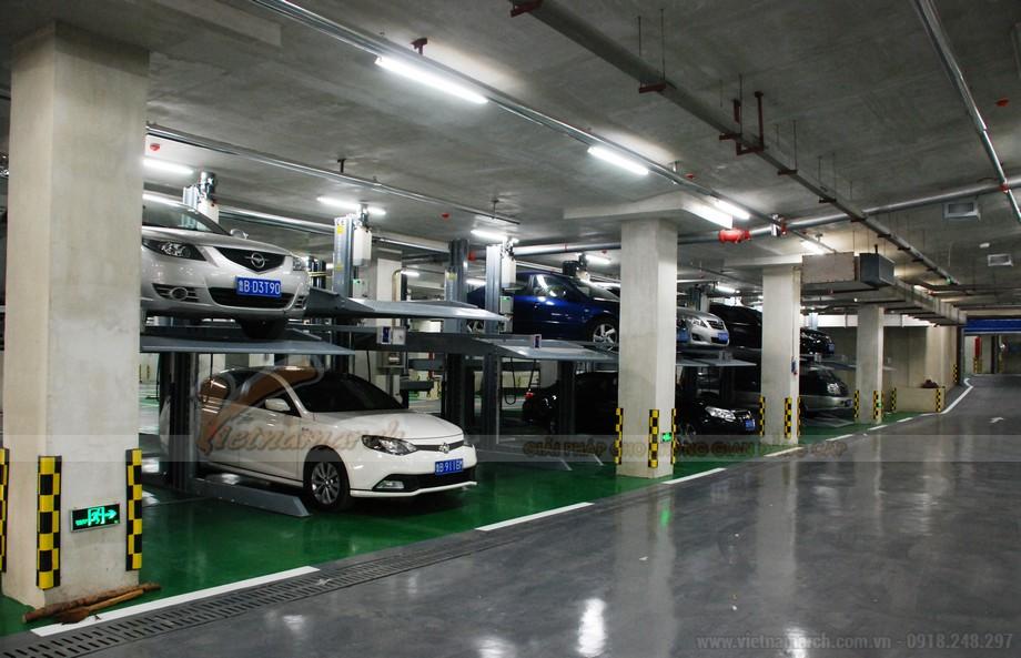 Bãi đỗ xe thông minh - giải pháp điểm đỗ xe an toàn, thông minh-01